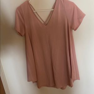 Tunic Length flowy T-shirt